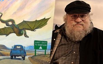 George R.R. Martin prepara la serie basata su Strada senza fine di Zelanzy