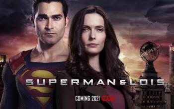 Superman & Lois, debutta oggi sulla CW la super coppia DC Comics