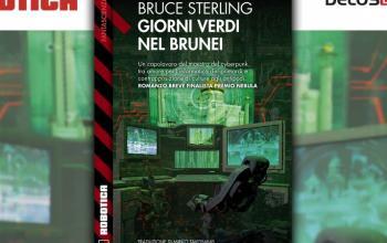 Giorni verdi nel Brunei, il cyberpunk retrotecnologico di Bruce Sterling