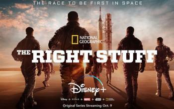Disney+ cancella The Right Stuff, niente seconda stagione