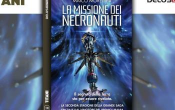 Tornano i Necronauti di Maico Morellini