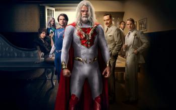 Cos'e Jupiter's Legacy, la serie da oggi su Netflix