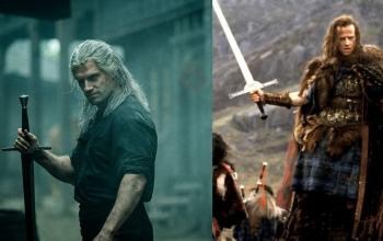 Henry Cavill protagonista del reboot di Highlander