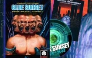Blue Sunset: film e romanzo cyberpunk