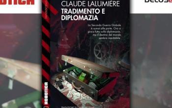 La diplomazia di Claude Lalumière
