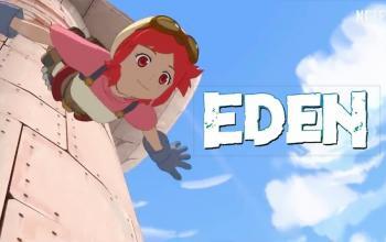 Cos'è Eden, l'anime che debutta oggi su Netflix