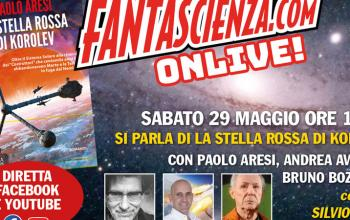 Sabato di parla di Korolev, con Paolo Aresi, Bruno Bozzetto e Andrea Amaldi
