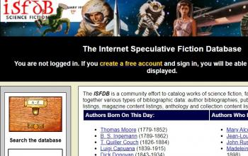 5 siti web istituzionali di fantascienza