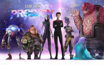 Star Trek: Prodigy, tutti i protagonisti della serie animata