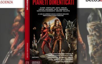 """Pianeti dimenticati, la fantascienza retro del """"sword & planet"""""""