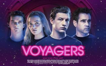Voyagers: decolla oggi nei nostri cinema il viaggio verso una lontana colonia spaziale