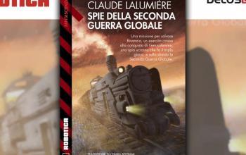 Spie della Seconda Guerra Globale, quarto episodio del ciclo di Lalumière