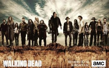 The Walking Dead, le prime dieci stagioni disponibili su Disney+ Star