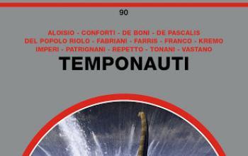 È uscita Temponauti, l'antologia estiva di Millemondi