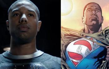 Michael B. Jordan sarà Superman in una miniserie HBO Max