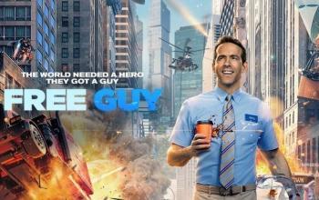 Free Guy – Eroe per gioco debutta oggi nelle nostre sale cinematografiche