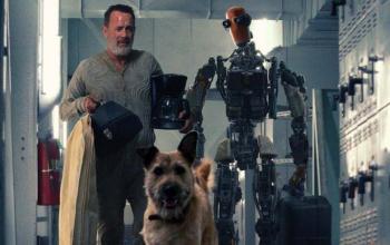 Prima immagine di Finch, film di fantascienza con Tom Hanks
