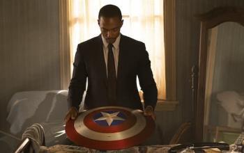 È ufficiale: Anthony Mackie sarà Captain America