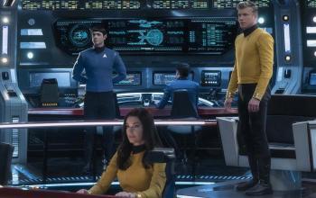Star Trek: Strange New Worlds, personaggi classici e nuovi in arrivo