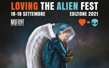 Loving the Alien: questo week-end a Torino la grande festa del fantastico