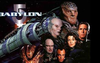 La CW prepara il reboot di Babylon 5 con l'autore originale J.Michael Straczynski