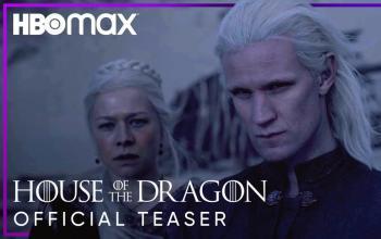 C'è il primo trailer di House of the Dragon