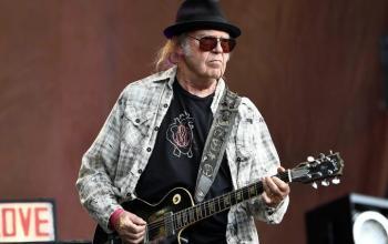 Il romanzo di fantascienza di Neil Young