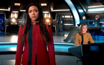 Star Trek: Discovery, ecco il trailer (e la data) della quarta stagione