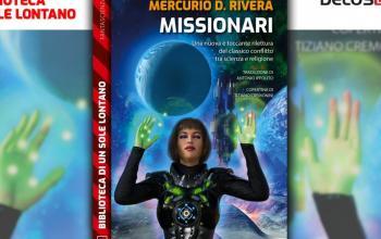 Missionari, una novella tra fantascienza e religione