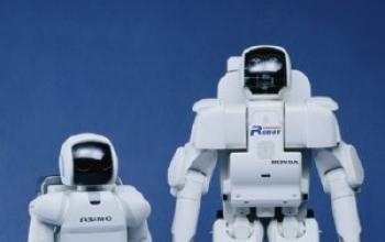 Il robot che si chiamava Asimo