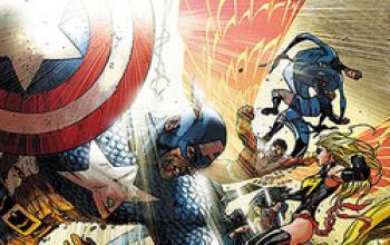 """La Guerra civile ha scosso la Marvel, parola di Massimiliano """"Max"""" Brighel"""