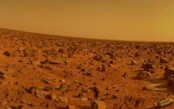 Le nubi  barocche  di  Marte