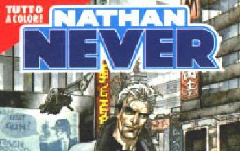 Nathan Never, il numero 100 e il terzo millennio