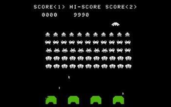 Quando Space Invaders era l'ossessione dei ragazzini