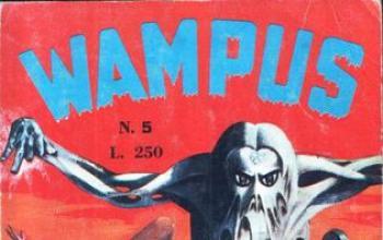 Wampus, l'alieno che prestò Karel Thole al fumetto