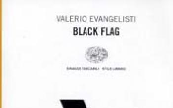 La bandiera nera di Evangelisti