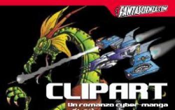 Cyberpunk in stile manga: ClipArt