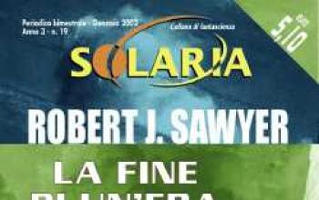 Solaria, la fine di un'era