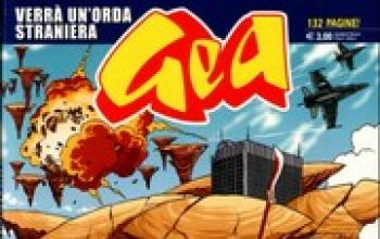 Gea: Verrà un'orda straniera