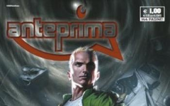 David Murphy 911 presentato a Lucca Comics 2008