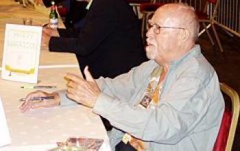 Harry Harrison nominato Grand Master della fantascienza
