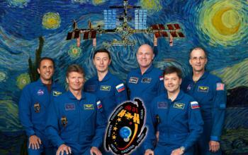 The Avengers nello spazio