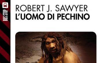 Robert J. Sawyer torna alla paleoantropologia