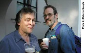 Valerio Evangelisti premio Europa 2002