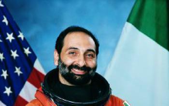 Quando l'astronautica la presenta un astronauta