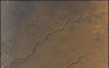 Marte: niente acqua, solo CO2