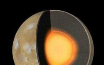 Marte ha un cuore di ferro