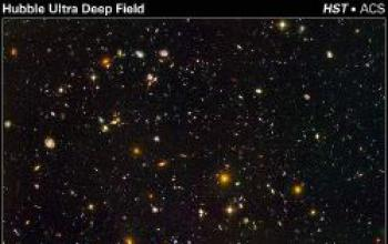 Il profondo occhio di Hubble