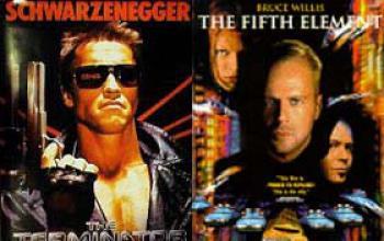 Fuori Terminator e Il quinto elemento