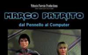 Marco Patrito, dal pennello al computer